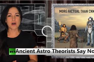 历史频道《远古外星人》在黄金时段收视率击败CNN
