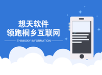想天软件——领跑桐乡互联网